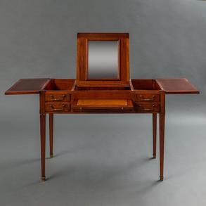 Tocador estilo Luís XVI en madera. Siglo XX