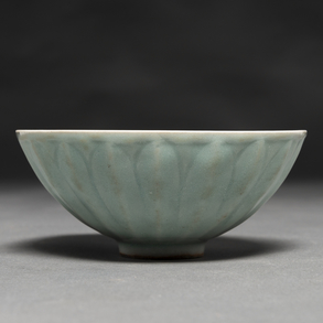 Bowl en porcelana china de celadón longquan
