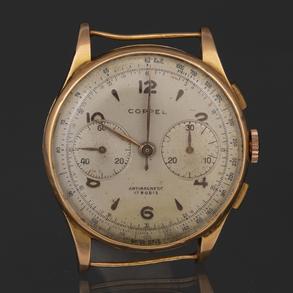 COPPEL - Caja de reloj de caballero Crnógrafo Vintage.