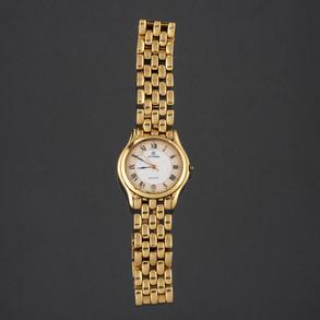 CYMA Reloj de dama en oro amarillo de 18kt.